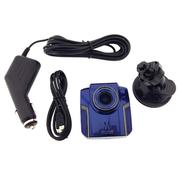กล้องติดรถยนต์ Car Camcorder ภาพชัดระดับHD สีน้ำเงิน