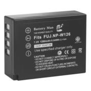 Battery NP-W126 แบตเตอรี่ฟูจิ FujiFilm X-A1,X-A2,X-E1,X-E2,X-M1,X-T1,X-Pro1