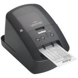 Brother เครื่องพิมพ์ฉลากแบบต่อเชื่อมกับคอมพิวเตอร์ ระบบ Direct Thermal QL-720NW