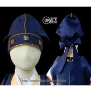 หมวกเกาหลี เด็กชาย สีน้ำเงิน