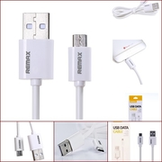 Remax แท้100% สายชาร์จ USB Data Cable For Android ( Hi Speed )