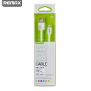 Cable Charger for IOS(1M, สายแบน)-REMAX คละสี