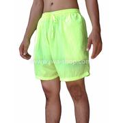 กางเกงขาสั้นชาย กางเกงสะท้อนแสง สีตอง