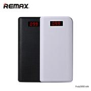 แบตเตอรี่สำรอง Remax รุ่น Proda 30000 mAh แท้ 100 % สีดำ
