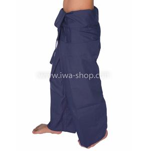 กางเกงเล กางเกงชายหาด ผ้าโทเร สีกรม