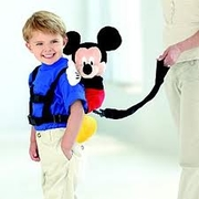 พร้อมส่ง ***Mickey*** Disney Baby 2 in 1 Harness Buddy