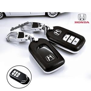 กรอบ-เคส ใส่กุญแจรีโมทรถยนต์ Honda Accord All New City 2014-15 Smart Key 3 ปุ่ม แบบใหม่ > กรอบ-เคส ใส่กุญแจรีโมทรถยนต์ Honda Accord All New City