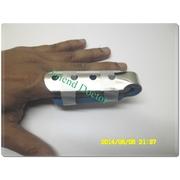 FingerSplint II อุปกรณ์เข้าเฝือกนิ้ว หรือ นิ้วล็อค > Size M (6 cm)