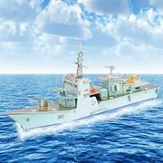 โมเดล เรือ Ship Super 3D puzzle DIY for Education > ship