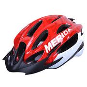 ขายปลีก-ส่ง ใหม่ H-08 ขี่จักรยาน Merida ผู้ใหญ่สำหรับขับขี่จักรยาน หมวกกันน็อค สีแดงกับ Visor,หมวกกันน็อคสำหรับนักปั่นจักรยาน เสือ ภูเขา ราคาถูก,(ราคา