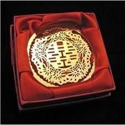 ขายส่ง แบบจีน ของขวัญแต่งงานสร้างสรรค์งานแต่งงานของที่ระลึกที่คั่นหนังสือโลหะสีเงินวินเทจ,ของขวัญ,ของชําร่วย,ของงานแต่งงาน(ขายส่งจำนวน 10ชุดขึ้นไป) รา