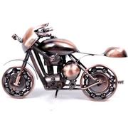 ขายส่ง โลหะศิลปะรถจักรยานยนต์เหล็กเชื่อมเย็นของขวัญของที่ระลึกงานฝีมือโมเดลมอเตอร์ไซค์ ตกแต่งบ้าน,ของขวัญ,ของชําร่วย,ของงานแต่งงาน(ขายส่งจำนวน 10ชุดขึ