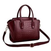ขายปลีก-ส่ง ความหรูหราของผู้หญิงกระเป๋ากระเป๋าถือกระเป๋าหนังจระเข้แท้ กระเป๋าสะพาย กระเป๋าถือ เป้แฟชั่นร้อนขาย,ผู้หญิง แฟชั่น สไตล์ใหม่ ราคาถูก,(ราคาห