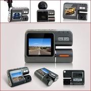 กล้องติดรถยนต์ กล้องหมุนได้ 340 องศา