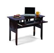 โต๊ะคอมพิวเตอร์ สีกาแฟเอสเพรสโซ่
