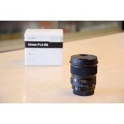 Lens SIGMA 24 1.4 ART DG mm