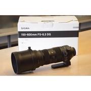 Lens SIGMA 150-600 DG mm F5-6.3