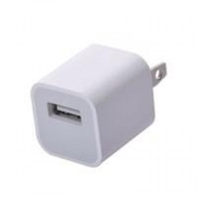 Adapter USB Charger หัวแบน 5V-1A (5W)