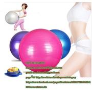 Y-004ลูกบอลโยคะ ลูกบอลออกกำลังกาย ฟิตบอล (Fitball) คุณภาพเยี่ยม ฟิตเนส เพาะกาย เล่นกล้าม กีฬา yoga โยคะ ทิลาทิส ขนาด 75 ซม.