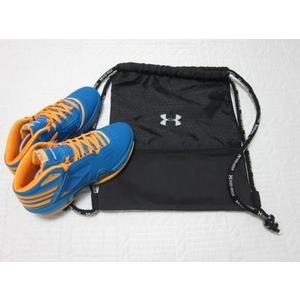 B-006 UnderArmour Sports Cinch sack Drawstring backpack Gym bag