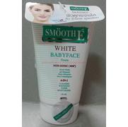 Smooth E White BABY Face Foam สมูทอีไวท์เบบี้เฟซโฟม > Smooth E White BABY Face Foam สมูทอีไวท์เบบี้เฟซโฟม 1Oz.