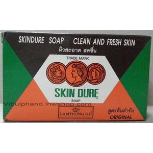 SKINDURE SOAP สบู่สกินเดียว > SKINDURE SOAP สบู่สกินเดียว แพค6ก้อน
