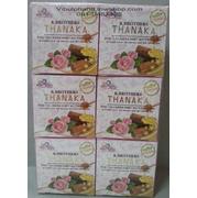 K.Brothers Thanaka Rose & Honey Soap เคบราเทอร์สบู่ทานาคาผสมน้ำผึ้งกลิ่นกุหลาบ