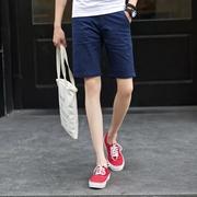 กางเกงขาสั้น ผู้ชาย > สีน้ำเงิน