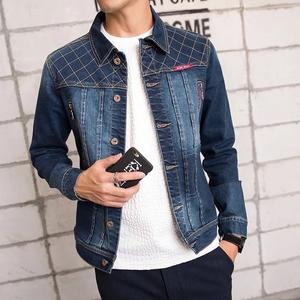 เสื้อแจ็คเก็ตยีนส์ ผู้ชาย