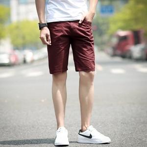 กางเกงขาสั้น ผู้ชาย > สีแดง