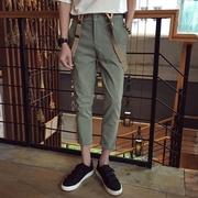 กางเกงขายาวเอี๊ยม ผู้ชาย > สีเขียว