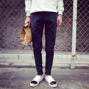กางเกงขายาว ผู้ชาย > สีน้ำเงิน