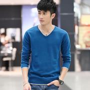 เสื้อ sweater ไหมพรม > สีน้ำเงิน