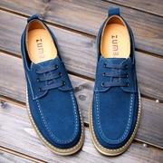 รองเท้าสไตล์วินเทจ > สีน้ำเงิน