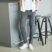 กางเกงขายาว > สีเทา