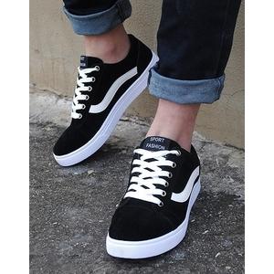 รองเท้าผ้าใบ > สีน้ำเงิน
