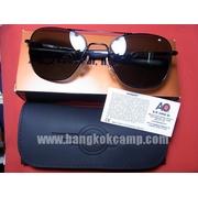 แว่น AO Original Pilot กรอบดำ Made in USA ใหม่ แท้