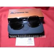 แว่น AO Original Pilot ...SILVER (สีเงินเงา) Made in USA ใหม่ แท้
