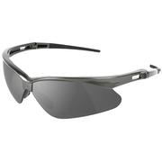 แว่น NEMESIS Polarized Safty glasses กรอบเทา