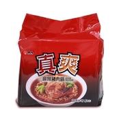 บะหมี่กึ่งสำเร็จรูป ตรา เหว่ย ลี้ รส ซุปกระดูกหมูเผ็ดไต้หวัน Wei Lih Spicy Hot Pot pork Taiwan