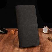 กระเป๋าสตางค์ผู้ชาย ทรงยาว BOGESI Clear > กระเป๋าสตางค์ผู้ชาย ทรงยาว BOGESI Clear Black