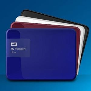 External HDD • WD • My Passport Ultra 3TB | PChome Thai