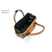 กระเป๋าเป้+สะพาย หนัง PU นิ่ม สไตล์ Anello-two way