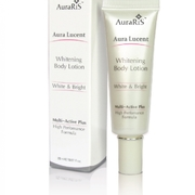 AuraRIS ครีมตัวขาว ครีมผิวขาว โลชั่นบำรุงผิวขาว โลชั่นตัวขาว ขาวสวยใส Whitening Body Lotion 20 ml.