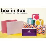 Box in Box กล่องจัดระเบียบใส่ของ เครื่องสำอาง BiB