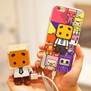 No.01  3D-CASE iphone 5s/6/6+/6s/6s+ จาก MR.BOX