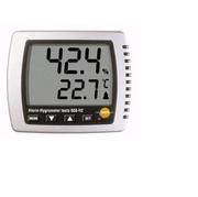 Thermometer เครื่องวัดอุณหภูมิความชื้น ตั้งAlarmได้ Testo 608-H2