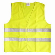 Safety Vest ( CE EN471 Class II )