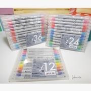 ZIG clean color f  > Set 24 สี