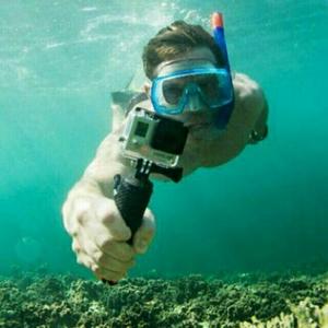 ด้ามจับลอยน้ำ Gopro/SJ Dual-Float Floating Hand Grip